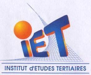 INSTITUT D'ETUDES TERTIAIRES - E.I.G