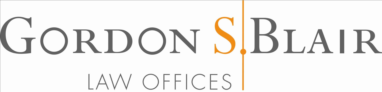 GORDON S.BLAIR LAW OFFICES