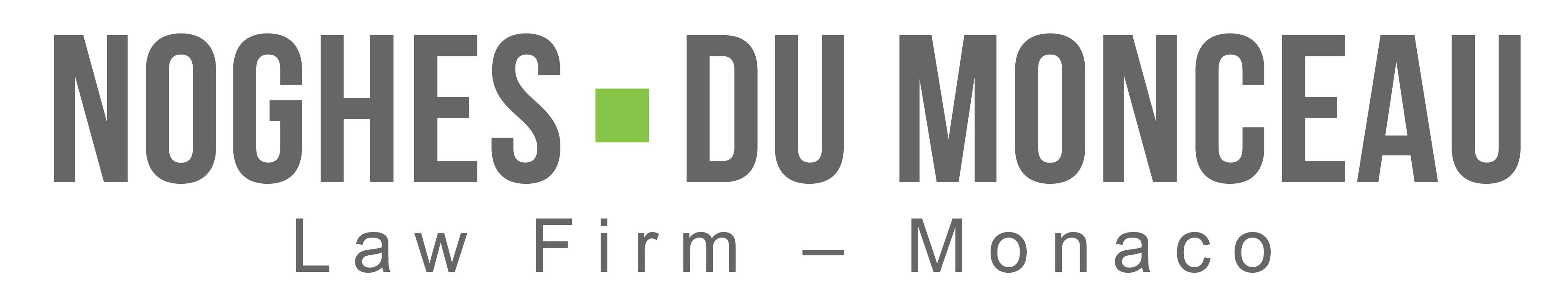 ETUDE NOGHES - DU MONCEAU